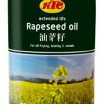 KTC Rapeseed Oil Can