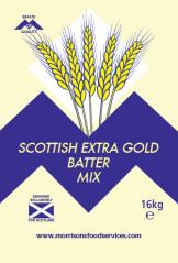 M Extra Gold Batter